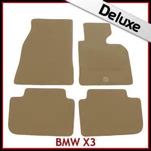 Floor Mats For Bmw X3 2005 Bmw X3 2003 2004 2005 2009 2010 Tailored Luxury 1300g