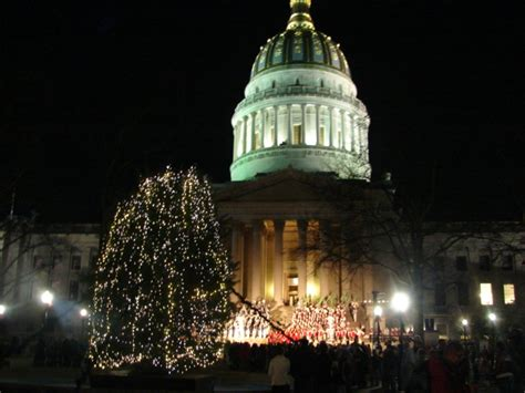 west virginia christmas tree farmscharleston wv wv metronews state capitol kicks season
