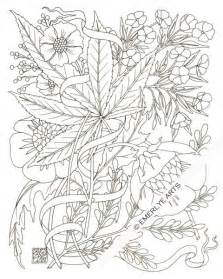 quot hemp amp phlox quot coloring cynthia emerlye collection hemp