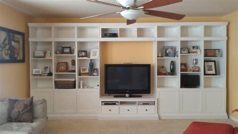Built In Ikea Hemnes Hack ~ Get Home Decorating