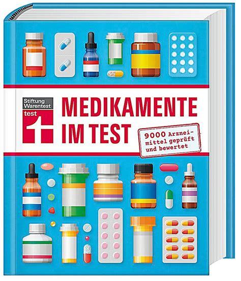 Medikamente Im Test Buch Portofrei Bei Weltbild De Bestellen
