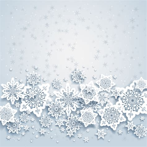 images of christmas snowflakes beautiful snowflakes christmas backgrounds vector 02