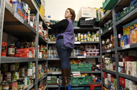 food banks how do they work and where is your nearest one