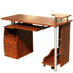 laptop desk with drawers merax computer desk with 2 drawers reviews wayfair supply