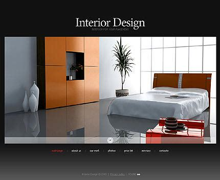 home interior website ideas and exles for web design for fashion and interior