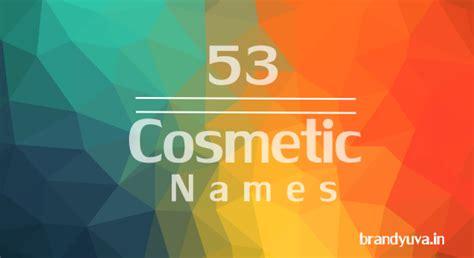 makeup ideas 187 catchy names for makeup business
