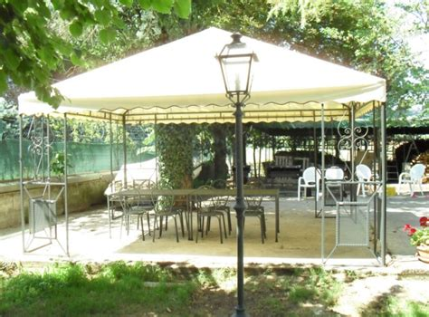 gazebo 6x6 linea giardino friendly gazebo 6x6 in ferro battuto