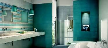 Blue And Green Bathroom Ideas by Covent Garden Kitchen And Bathroom Wall Tiling Marazzi