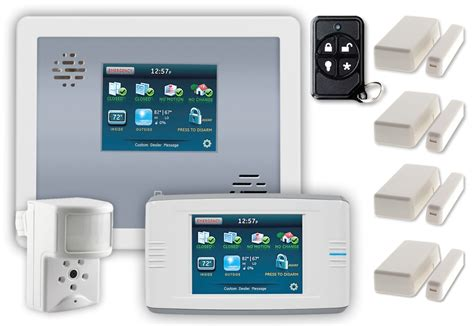 wireless alarm system wireless alarm system home security