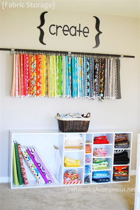 50 clever craft room organization ideas diy