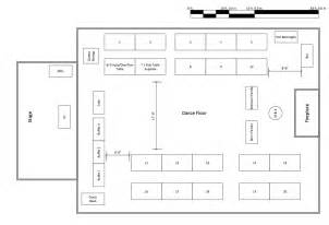 Wedding Floor Plan Template by Round Table Wedding Floor Plans Ahomeplan Com