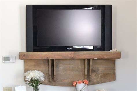 Small Livingroom Decor 7 diy tv stands that hide ugly cable boxes and wires