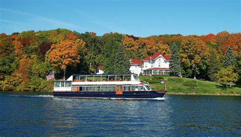 lake geneva boat tours lunch walworth lake geneva cruise line