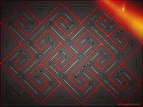 geometric pattern design software geometric art isolines celtic maze spiral pattern