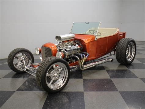 Burnt Orange 1923 Ford T Bucket For Sale   MCG Marketplace