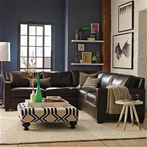blue walls brown furniture blue walls brown sofa light floors reno pinterest