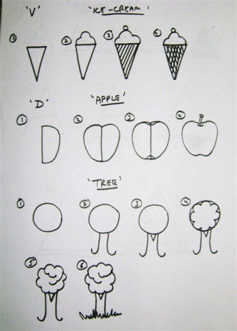 how to start to doodle how to teach to draw using the alphabet feltmagnet