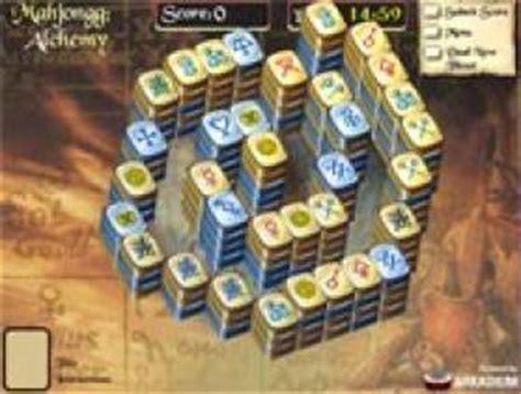mahjong alchemy  game  playhubcom