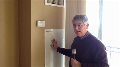 About Your Condo   Understanding The Fan Coil Heating