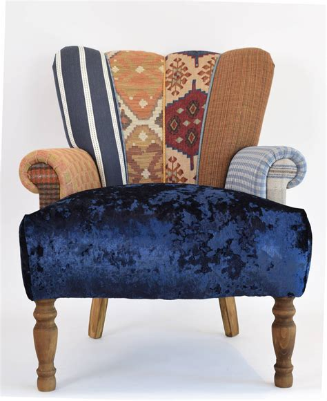 furniture quirky harlequin chair