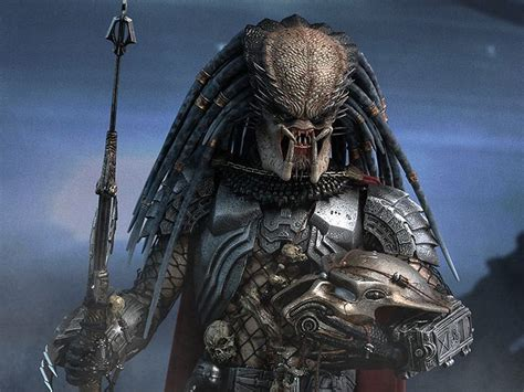 Vs Predator Elder Predator vs predator mms325 elder predator 1 6th scale
