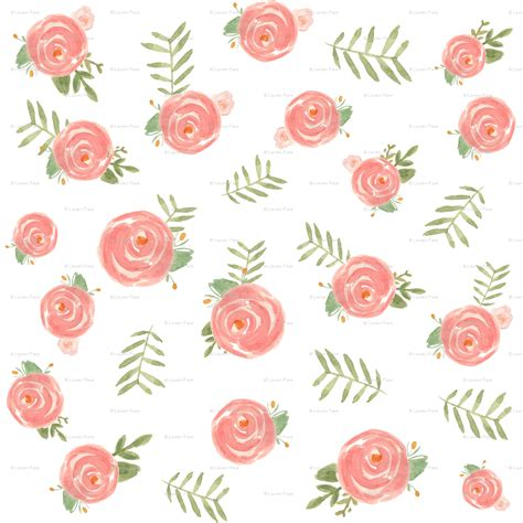 pink floral designs fabric for nursery thenurseries