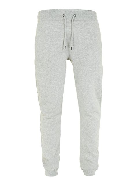 Jogger Grey by Grey Marl Joggers Topman