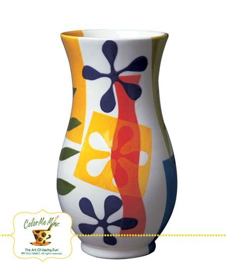 Cool Vase Designs by Cool Vase Pottery Painting Ideas