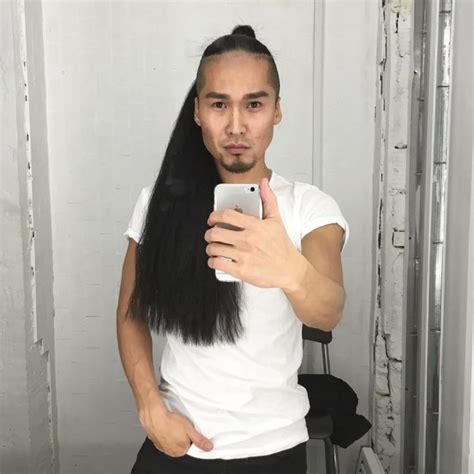 haircut for long hair upto waist 50 popular men s ponytail hairstyles be different in 2018