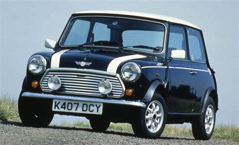 Mini Original original mini voted best car blimey