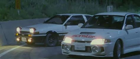 mitsubishi lancer evo 3 initial d blog lancer evolution car craze by sean toh