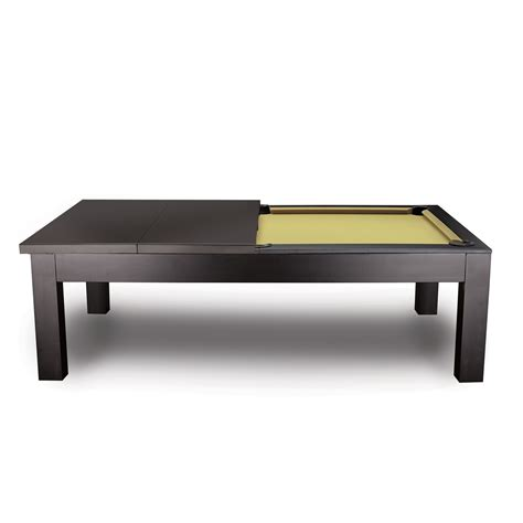 Pool Tables That Are Dining Tables Dining Pool Table Combo Blatt Billiards Pool Tables