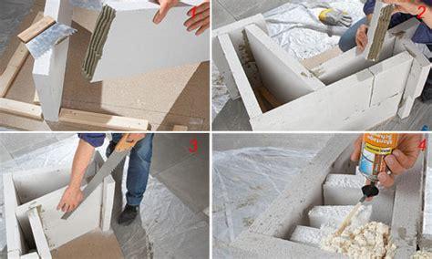 poltrone fai da te divano di cemento cellulare bricoportale fai da te e
