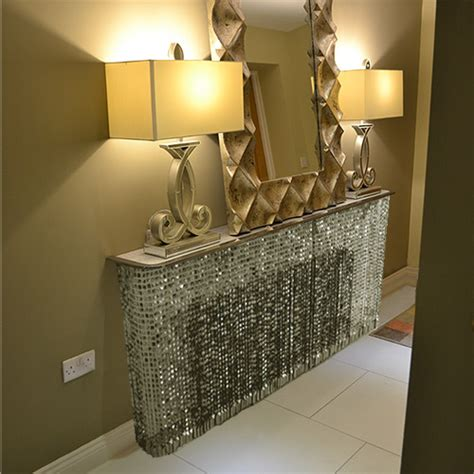 Crystal Beaded Curtains Modern Radiator Covers Console Tables Amp Shelving