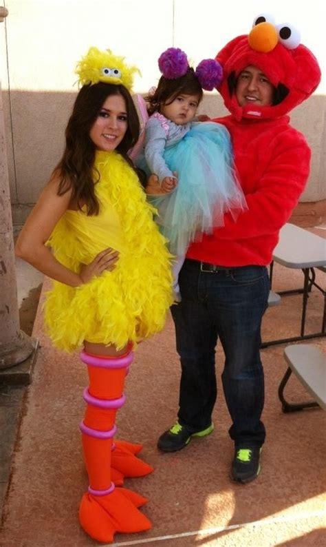 kaos elmo costum family our sesame family costume big bird abby cadabby