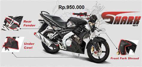 Cover Atas Tangki Vixion accessories motor yamaha aripitstop