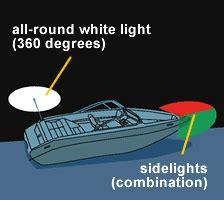 runabout boat lights transom light vs light pole