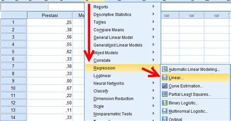 tutorial uji normalitas data dengan spss uji normalitas multivariat dengan spss bagian 1