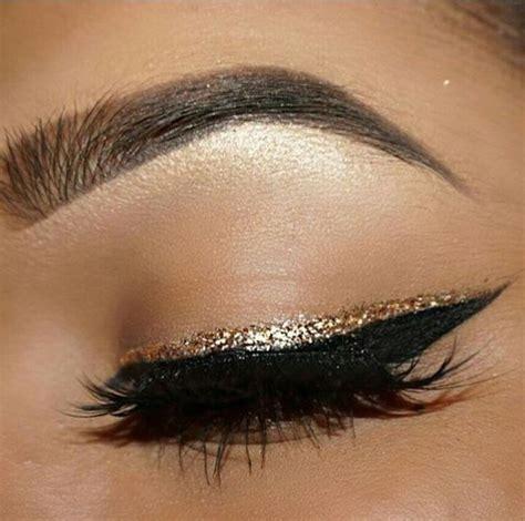 Mn Mn Menow Eyeliner Glitter Serie A Make Up Gold Eyeliner Glitter Gold Eyeliner Shimmer