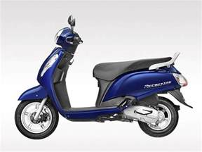 Suzuki Acess 125 New Suzuki Access 125 2016 Review Advantage