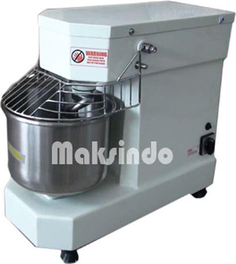 Mixer Roti Kapasitas 5 Kg jual mesin mixer roti dan kue model spiral di yogyakarta