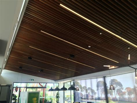 wood slat ceiling system acoustic timber slat ceiling decor systems