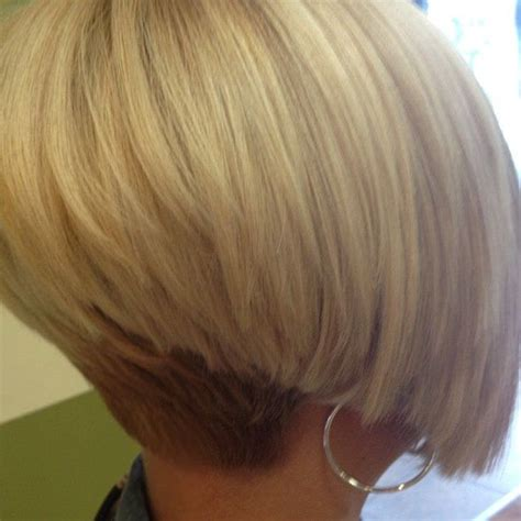 short wedge bob haircut youtube 12504 best images about back view assym bobs on pinterest