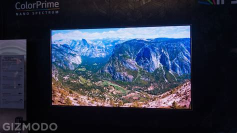samsung 8k tv ces 2015 samsung and lg launch 8k tvs
