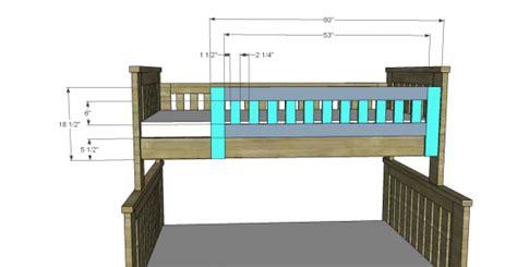 email layout rails bunk bed safety rail rv bunk bed rails modmyrv rv bunk