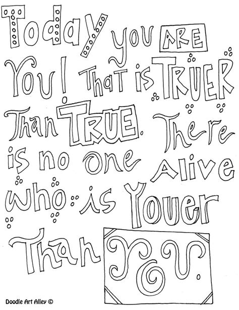 printable quotes to color quotes coloring pages cute quotesgram