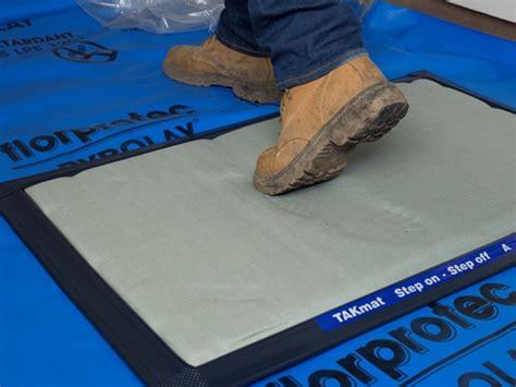 Tack Mat tack mats florprotec protection products