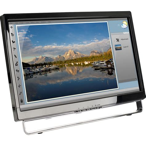 Geisler Touchscreen Monitor Lcd planar systems pxl2230mw 21 5 quot 16 9 touchscreen 997 7039 00