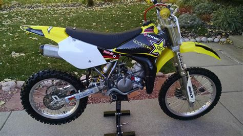 Suzuki Dirt Bikes 2004 Suzuki Rm 85l No Reserve Clean Dirt Bike