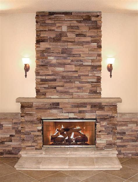 veneer for fireplace coronado products 174 manufactured veneer diy
